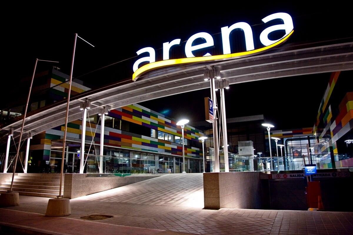 Nuevo proyecto Arena Alicante